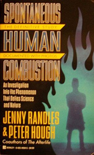 9780425141847: Spontaneous Human Combustion