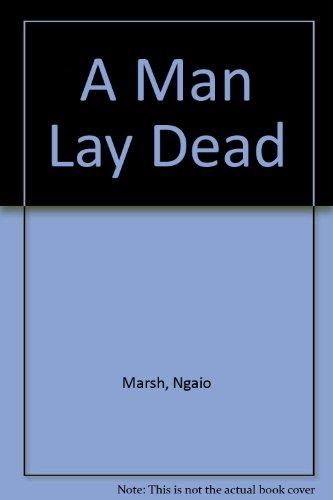 9780425143193: Man Lay Dead/a