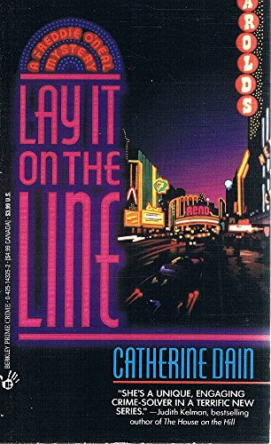 9780425143254: Lay It On The Line