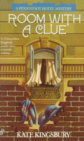 Room with a Clue (Pennyfoot Hotel Mystery) (0425143260) by Kate Kingsbury