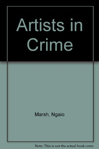 Artists In Crime: Marsh, Ngaio