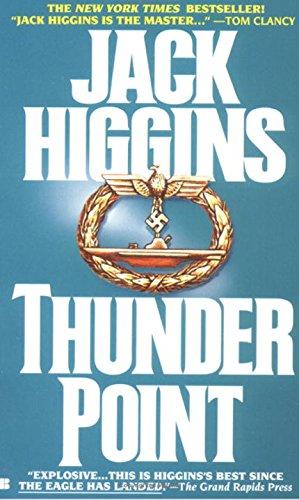 Thunder Point (Sean Dillon): Higgins, Jack