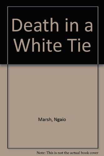 9780425144084: Death In A White Tie