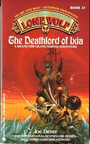 9780425144596: The Deathlord of Lxia (Lone Wolf)