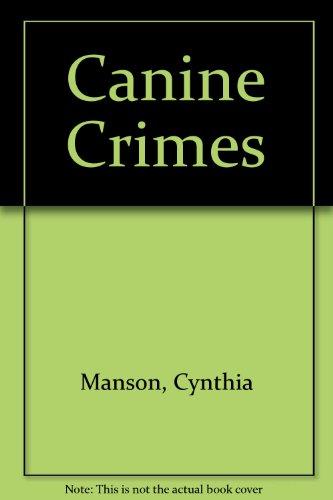 9780425144848: Canine Crimes