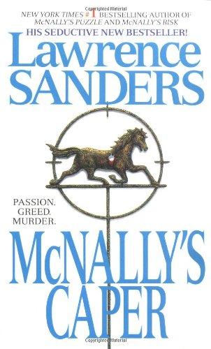 9780425145302: McNally's Caper (Archy McNally Novels)