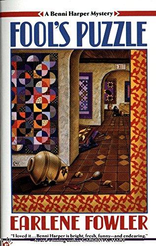 9780425145456: Fool's Puzzle (Benni Harper Mystery)