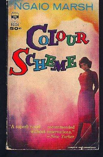 9780425146514: Colour Scheme