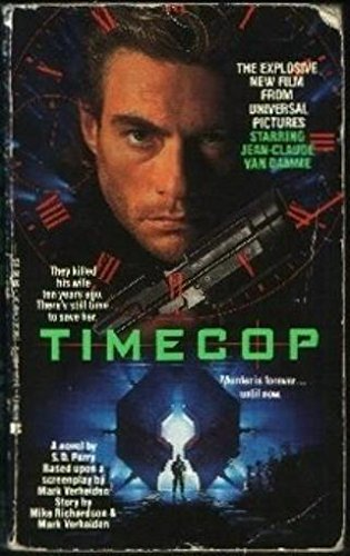 9780425146521: Time Cop
