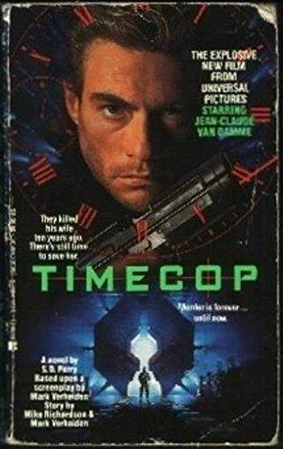 9780425146521: Time Cop: A Novel