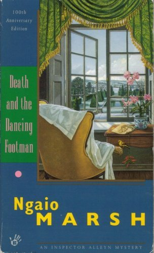 9780425146552: Death and the dancing footman