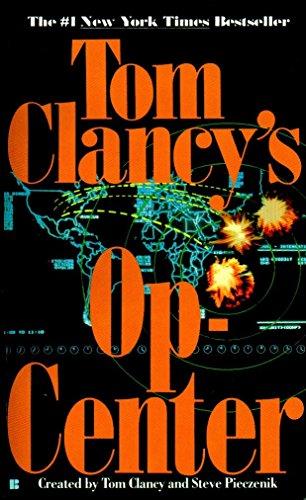 9780425147368: Op-Center (Tom Clancy's Op Center)