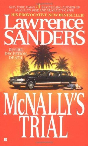 McNally's Trial (Archy McNally Novels): Sanders, Lawrence