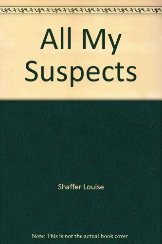 9780425147702: All My Suspects