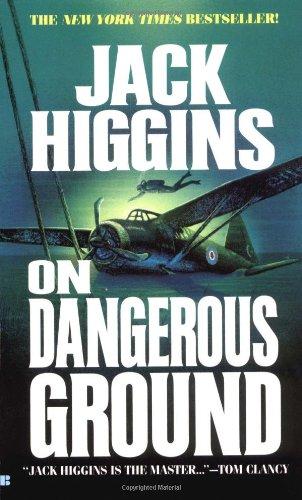 9780425148280: On Dangerous Ground (Sean Dillon)