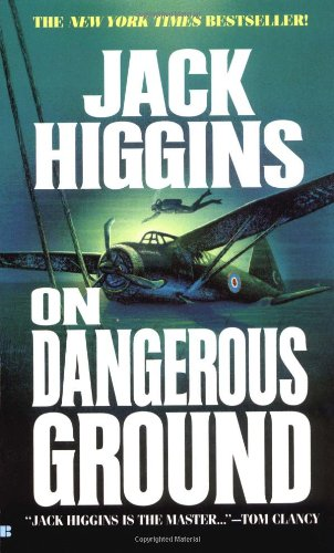 9780425148280: On Dangerous Ground (Sean Dillon)