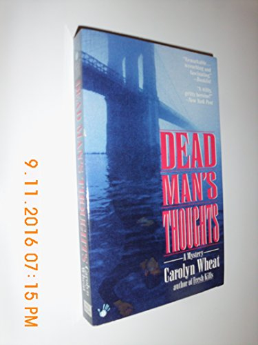 9780425149331: Dead Man's Thoughts