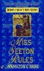 Miss Seeton Rules (Heron Carvic's Miss Seeton) (0425150062) by Hamilton Crane