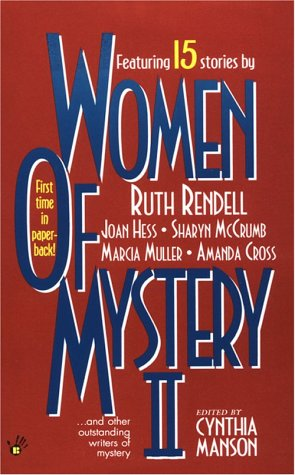 Women of Mystery II: Cynthia Manson