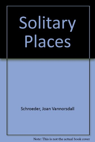 9780425151570: Solitary Places