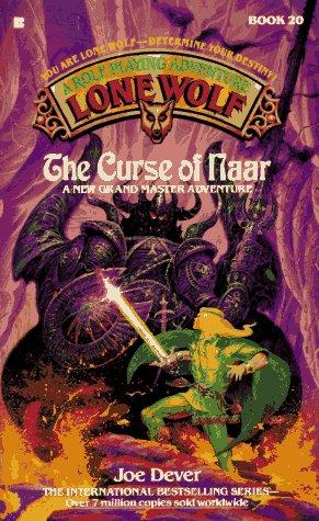 9780425151938: Curse of Naar (Lone Wolf/Joe Dever, Bk 20)