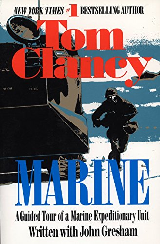 9780425154540: Marine: A Guided Tour of a Marine Expeditionary Unit (Tom Clancy's Military Referenc)