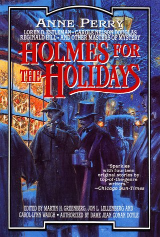 9780425154731: Holmes for the holidays