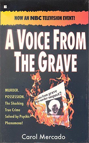 9780425155110: A Voice From the Grave