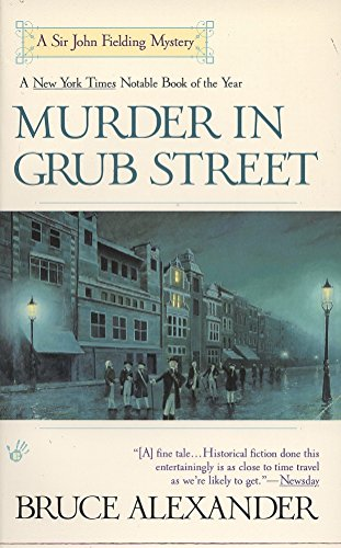 9780425155509: Murder in Grub Street (Sir John Fielding)