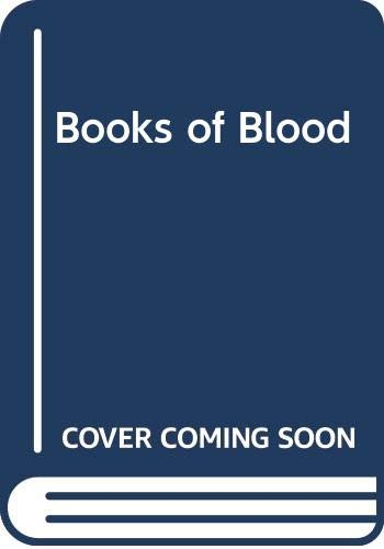 9780425156346: Books of Blood