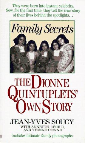 9780425156902: Family secrets: the dionne quintuplets' autobiography