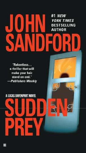 Sudden Prey: Sandford, John