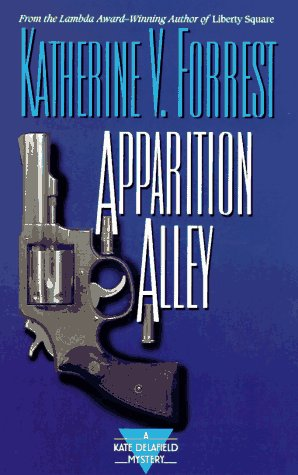9780425159668: Apparition Alley (Kate Delafield Mysteries)