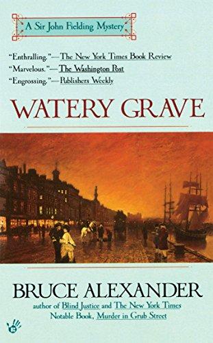 9780425160367: Watery Grave (Sir John Fielding Mysteries)