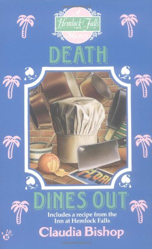 9780425161111: Death Dines Out (Hemlock Falls Mysteries)