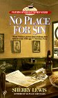 9780425161135: No Place For Sin (Featuring Senior Sleuth: Fred Vickery)