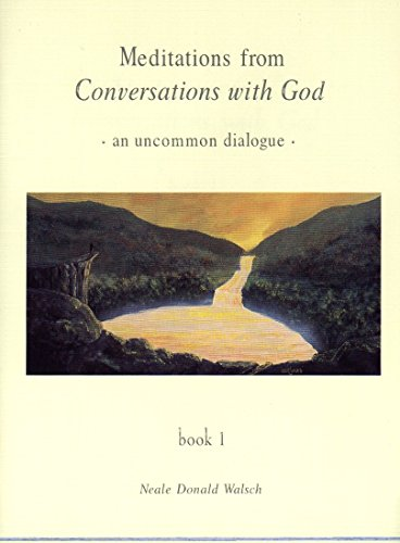 9780425161692: Meditations from Conversations with God: Book 1: An Uncommon Dialogue