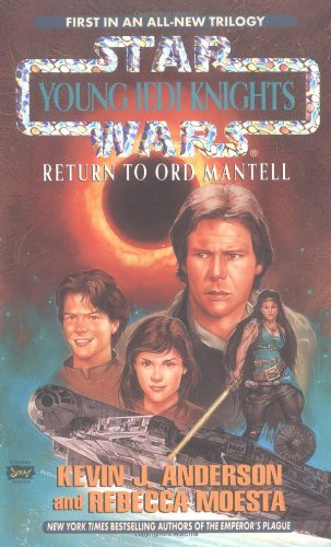 Return to Ord Mantell: Star Wars Young: Anderson, Kevin J.