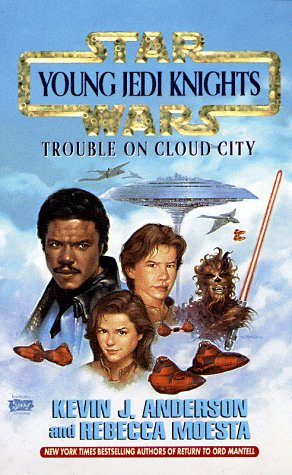 9780425164167: Trouble On Cloud City (Star Wars: Young Jedi Knights)