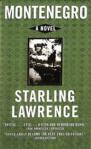 Montenegro : A Novel: Lawrence,Sterling