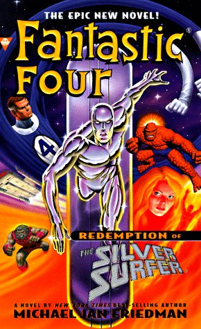 9780425164891: Fantastic Four: Redemption of the Silver Surfer