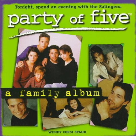 Party of Five (0425164950) by Staub, Wendy Corsi