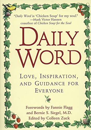 Daily Word: Love, Inspiration, and Guidance for Everyone (9780425165256) by Colleen Zuck; Janie Wright; Elaine Meyer