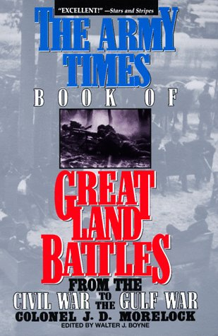 9780425165317: Army Times Book of Great Land Battles