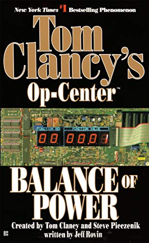 9780425165560: Tom Clancy's Op-center Balance of Power