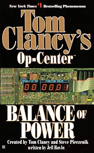 9780425165560: Balance of Power (Tom Clancy's Op-Center, Book 5)
