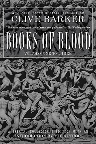 9780425165584: Clive Barker's Books of Blood 1-3