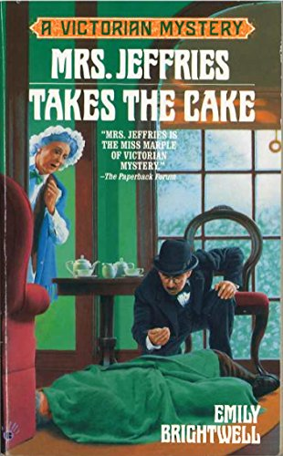 9780425165690: Mrs. Jeffries Takes the Cake (Victorian Mystery)