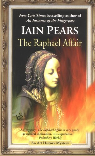 9780425166130: The Raphael Affair (Prime Crime Mysteries)