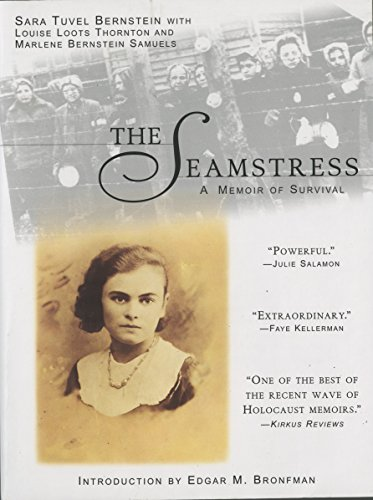 9780425166307: The Seamstress: A Memoir of Survival